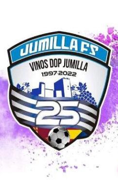 Escudo del 25 Aniversario del Vinos DOP Jumilla FS
