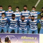 Victoria del Jumilla Guicars ACF en su primer partido de liga