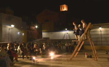 """""""A la Fresca"""" abre la programación de otoño de la Concejalía de Cultura"""
