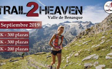 """La prueba """"Trail 2 Heaven"""" convoca a cuatro miembros del Hinneni Trail Runing en los Pirineos"""