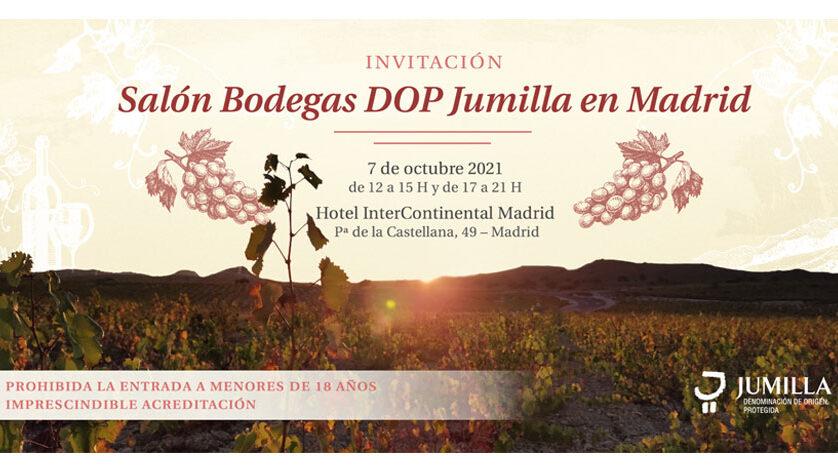 Vuelve el Salón de Bodegas DOP Jumilla a Madrid