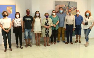 Anoche quedó inaugurada en el Museo de Etnografía y Ciencias la exposición colectiva 'Ceci n'est pas une… mariposa'