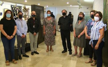 """La exposición """"Ego Sum Vita"""" recorre la esencia e historia de los Penitentes de Jumilla"""