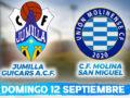 El próximo domingo el Jumilla Guicars ACF afrontará en casa el comienzo de liga tras una intensa y exigente pretemporada