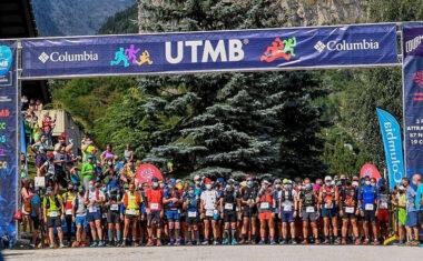 La épica Ultra Trail du Mont Blanc ha contado con la participación de tres miembros del Club Hinneni