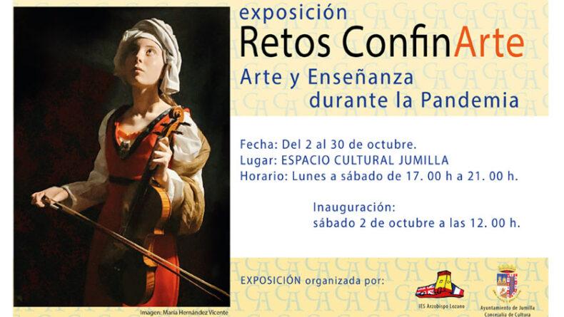 La exposición se podrá visitar del 2 al 30 de octubre