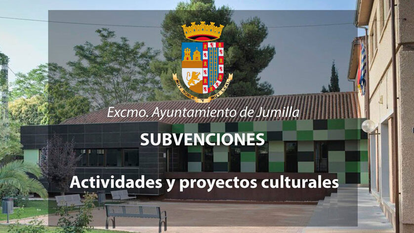 Publicada propuesta provisional de concesión de las subvenciones a proyectos culturales 2021