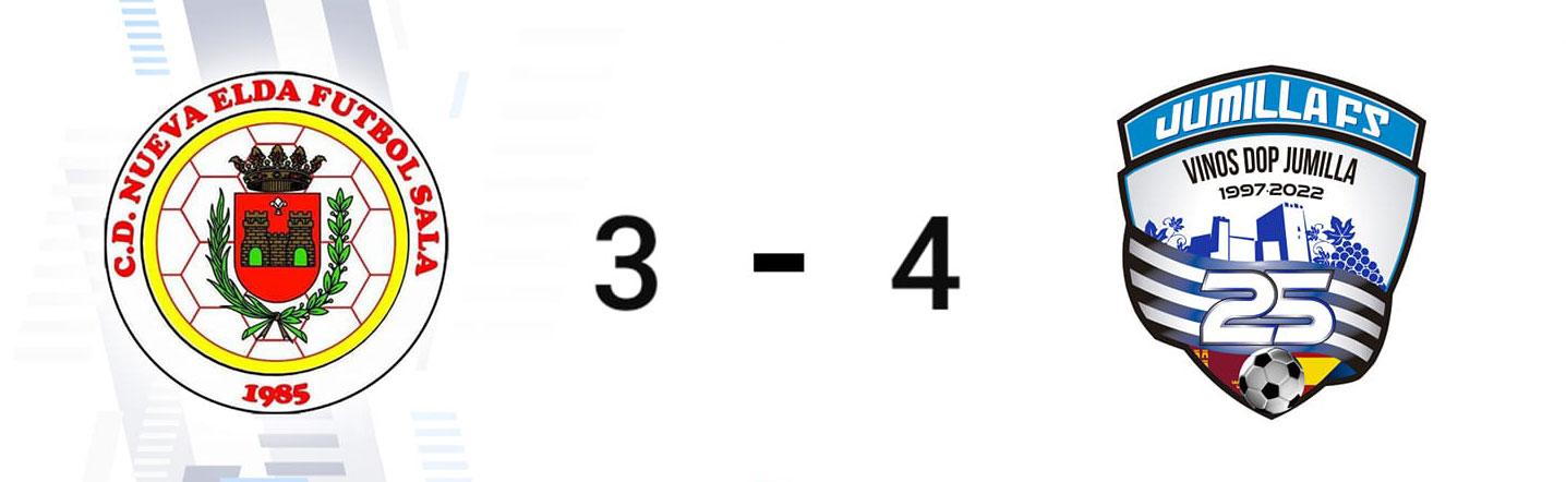Resultado final del partido