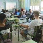 Con la incorporación de los alumnos de FP y del CIFEA, la educación en Jumilla alcanza pleno rendimiento