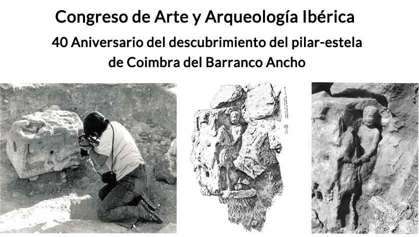 El sábado terminó el congreso organizado para conmemorar el 40 aniversario del descubrimiento del Cipo Funerario de los Jinetes Ibéricos