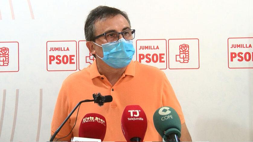 El vicesecretario general del PSOE de Jumilla, valora las diversas medidas en favor de la ciudadanía que su partido está tomando a nivel nacional