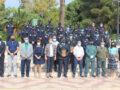 La Policía Local celebra su patrón, los Ángeles Custodios