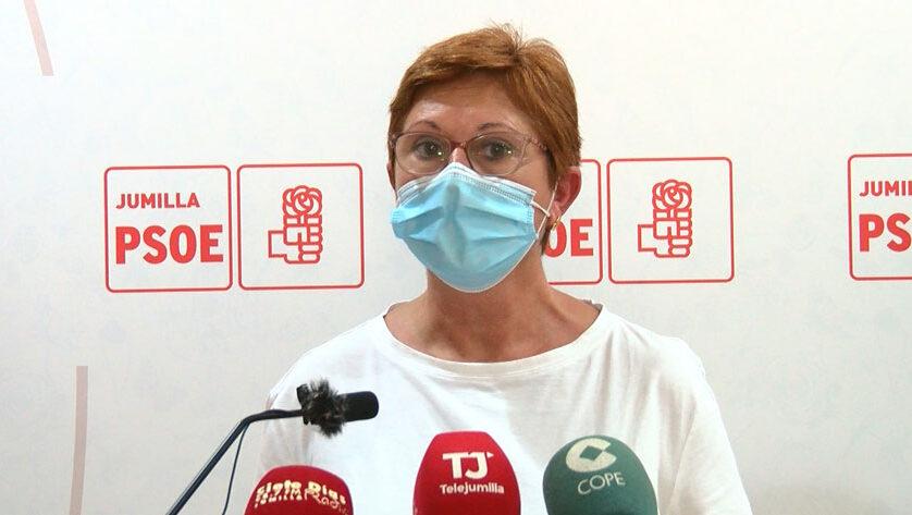 Juana Guardiola Verdú valora el Pleno de septiembre