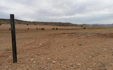 Comienzan las obras de la macroplanta fotovoltáica de 400 hectáreas en el paraje de La Campana