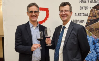 Madrid se deleita con los vinos DOP Jumilla