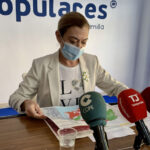 El PP exige al Gobierno un riego de socorro a la Comunidad de Regantes La Cañada del Judío de Jumilla para salvar la cosecha de frutales del año que viene