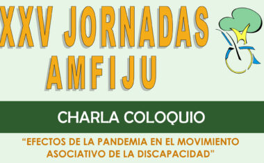 La Asociación de Personas con Discapacidad Física y Orgánica de Jumilla (AMFIJU) organiza sus XXV Jornadas