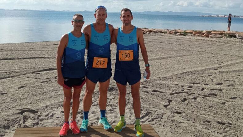 Campeonato Regional de Media Maratón en San Pedro del Pinatar
