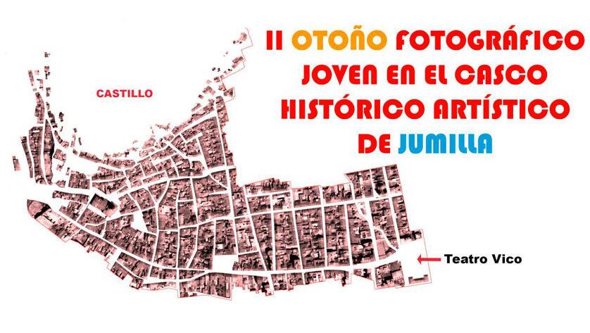 II Otoño Fotográfico Joven en el Casco Histórico Artístico de Jumilla