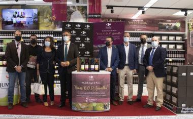 El Equilibrio Perfecto de la DOP Jumilla llega a Carrefour Murcia