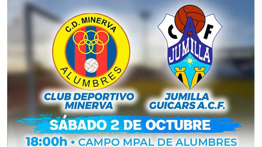 El Jumilla Guicars ACF peleará en uno de los campos más complicados de la categoría por la cuarta victoria de la temporada