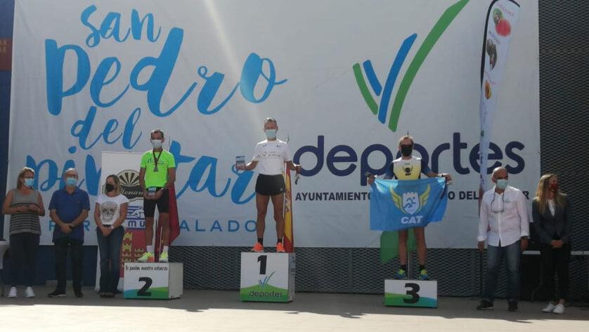 José Luís Monreal se proclama Campeón Regional M-45 de Media Maratón en San Pedro del Pinatar