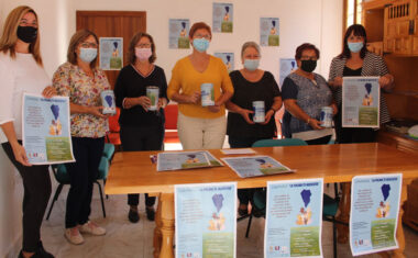 La Red de Asociaciones de Mujeres repartirá 150 huchas para recoger fondos destinados a La Palma