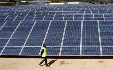 IU Verdes considera insuficiente la voluntad del Pleno para regular las grandes instalaciones solares