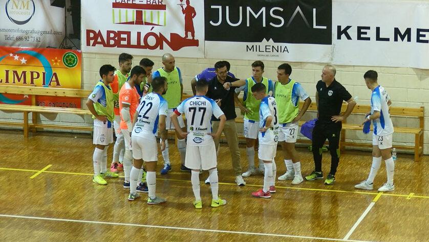 Primera derrota de la temporada para el Vinos DOP Jumilla FS