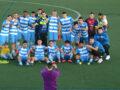 Primera victoria de la temporada del Jumilla Habitacasa ACF en su estreno liguero en Jumilla