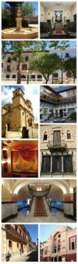 Monumentos emblemáticos de la ciudad de Jumilla