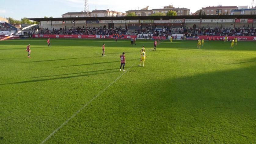 Regresa el fútbol de Tercera División al Uva Monastrell