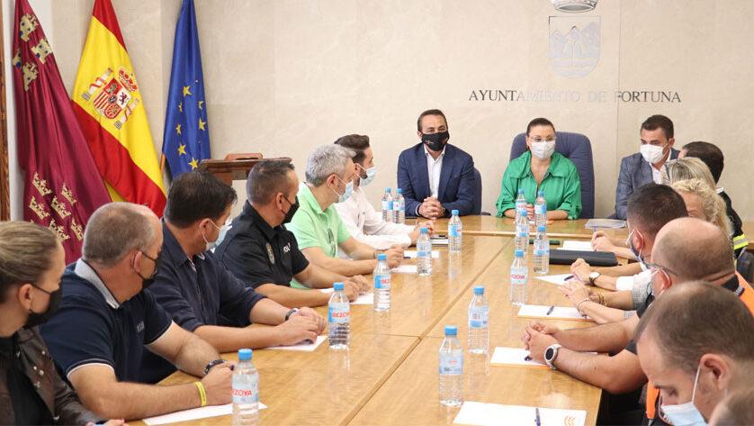Activado el Plan de Riesgo Sísmico en la Región tras registrarse 10 terremotos en cinco días