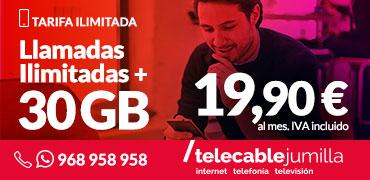 Telefonía de Telecable Jumilla